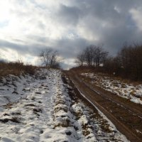 Дорога в гору :: Balakhnina Irina