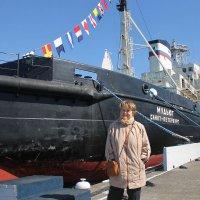 Перед экскурсией на борт .... :: Tatiana Markova