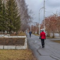 Кемерово, апрель :: Edward Metlinov