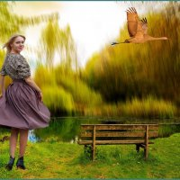 «Возьми меня с собой на край земли...» :: vitalsi Зайцев