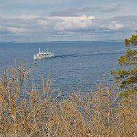 Ладожское озеро. :: Виктор Евстратов