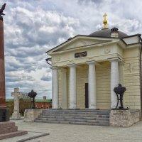 Церковь Спаса Нерукотворного в Бородино. :: Nikolay Ya.......