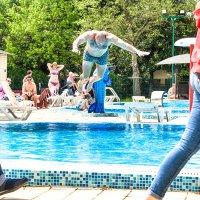 Прыжок в воду :: Александр Аверьянов