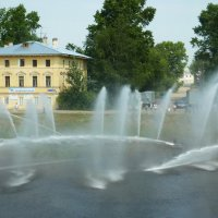 Вологодские фонтаны :: Валерий Талашов