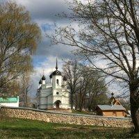 Творожково. Свято-Троицкий женский монастырь :: Наталья