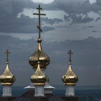 Вечерние купола :: Алексей Вольтов