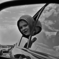 Отражения в отражениях :: Анастасия Алёшина
