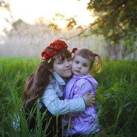 сестрёнки :: Наталья Кирина