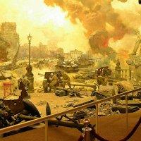 Битва за Берлин (диорама) :: Владимир Болдырев