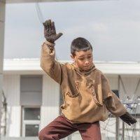 юный танцор с севера :: Дмитрий Сушкин