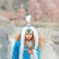 Зимнее цартство :: Алёна Лютая