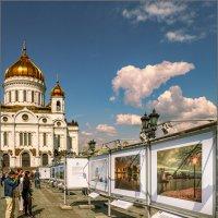 Вчера открылась выставка в Москве... :: Александр Никитинский
