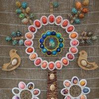 Поздравляю всех с праздником Пасхи! Всем счастья, мира и добра, друзья! :: Андрей Нибылица