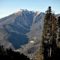 Подъем на гору Аибга :: Ирина