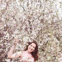 В цвету :: Анастасия Хорошилова