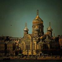 Золотые купола северной столицы.. :: Tatiana Markova