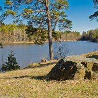 Валаамский пейзаж. :: Виктор Евстратов