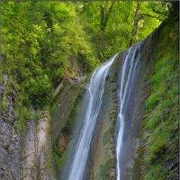Ореховский водопад. :: Андрей Янтарёв