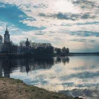 Монастырь Нило-Столобенская пустынь :: Геннадий Клевцов