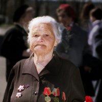 Назарова Августа - ветеран ВОв. :: Валерий Талашов