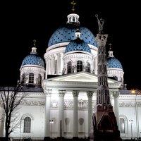 Собор Святой Живоначальной Троицы Лейб-Гвардии Измайловского Полка :: Юрий Захаров