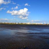 Наводнение в Комсомольске-на-Амуре :: Мария Коледа