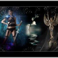 «Луна богиня...» :: vitalsi Зайцев