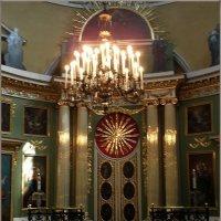 Иконостас церкви святого Николая :: Вера