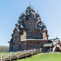 Покровская церковь :: Виктор Орехов