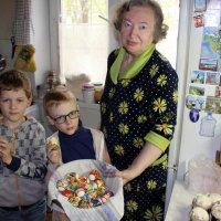 Праздник у бабушки :: Александр Алексеев