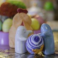 Пасхальные приключения солонок 4 :: Инна