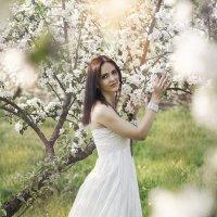 женщина всегда остается цветком :: Алеся Корнеевец