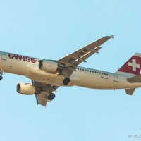 A320-214 SWISS :: Валерий Смирнов