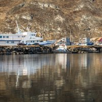 Порт Байкал :: Константин Шабалин
