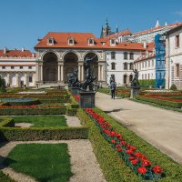 Вальдштейнские сады в Праге :: Алексей Морозов