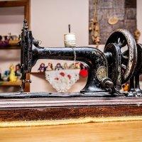 швейная машинка фирмы Singer :: Ксения Антосяк