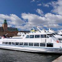 Стокгольм - весенний город :: Swetlana V