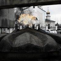 Вечный огонь. :: Марина Влади-на