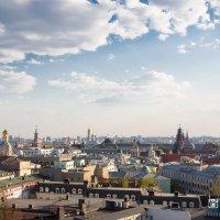 Панорама Москвы :: Сергей Романцев