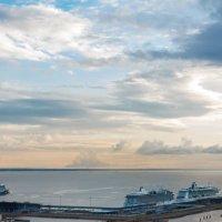 море и небо :: Александра Реброва