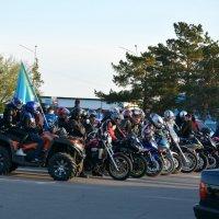 1 мая состоялось открытие байкерского сезона. :: Anna Gornostayeva