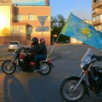 1 мая в Павлодаре состоялось открытие мотосезона. :: Anna Gornostayeva
