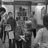 Процесс познания или квест в музее Востока :: Юля Стаброва