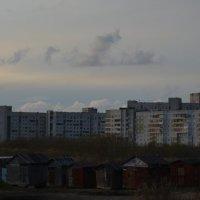 """""""Цивилизация и нет"""". г.Северодвинск. :: Михаил Поскотинов"""