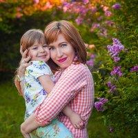 Материнская любовь :: Кристина Волкова(Загальцева)