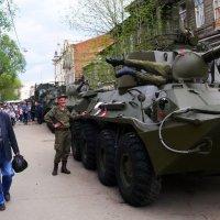 Самара готовится к параду :: Александр Алексеев