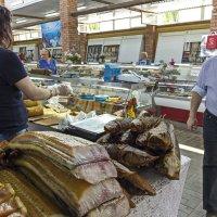 Рынок на Селенских Исадах :: Евгений Голубев