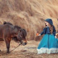 """Фотоистория """"Барышня и конюх"""" :: Александра Гилета"""