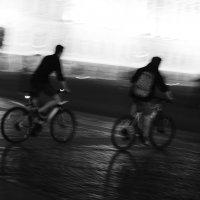 велосипедисты :: Nikita S