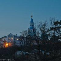 Спасо-Преображенский Валаамский мужской монастырь. :: Виктор Евстратов